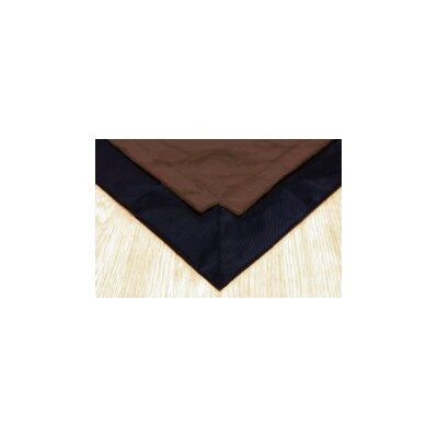 Pet Floor Mat for 4' x 4' Pen Color: Brown Inside & Black Outside