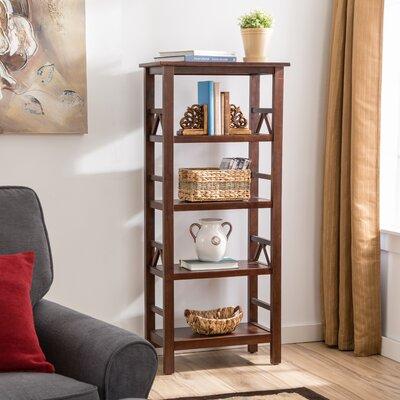 Wilda Etagere Bookcase