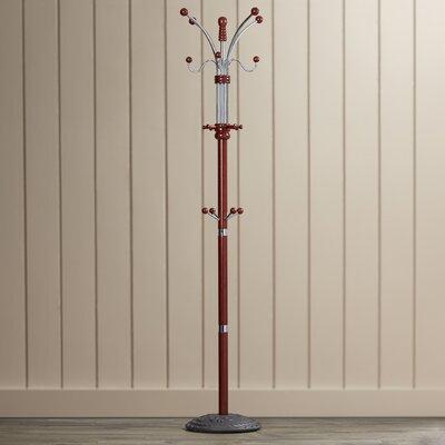 Vertical Freestanding Coat Rack Finish: Cherry