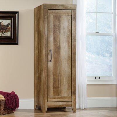 Orville 1 Door Storage Cabinet Color: Craftsman Oak