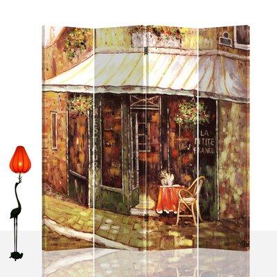 Verona 4 Panel Room Divider