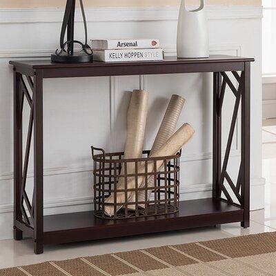 Melinda Wood Console Table