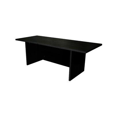 "Mann 12"" H x 36"" W Standing Desk Conversion Unit Finish: Black"