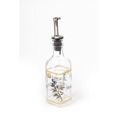 IC Innovations Toscana Harvest 20cm Glass Olive Oil Bottle