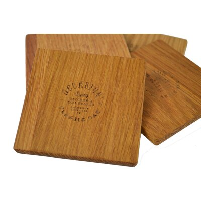 IC Innovations Occasion 4 Piece Square Coaster Set