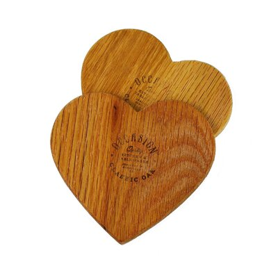 IC Innovations Occasion Heart Coaster