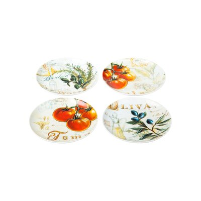 IC Innovations 11.2cm Appetizer Plates Set of 4