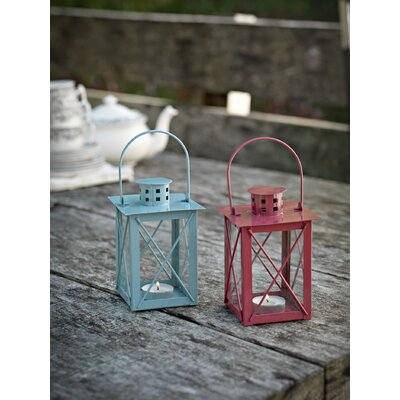 IC Innovations Lantern Metal Tealight Holder