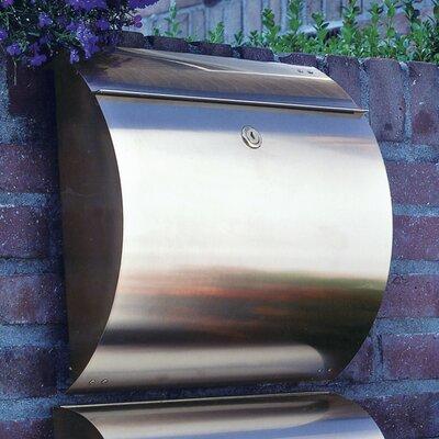 Max Knobloch Nachf. GmbH Briefkasten Honolulu aus Edelstahl