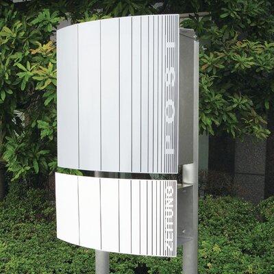 Max Knobloch Nachf. GmbH Aufputzbriefkasten Tokyo