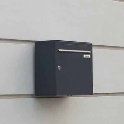 Max Knobloch Nachf. GmbH Einzel-Briefkasten Fargo IV