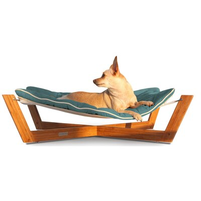 Pet Lounge Studios Bambu Cross Pet Hammock