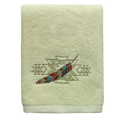 Southwest Boots Terry Cloth Hand Towel