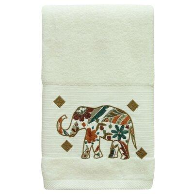 Cece Elephant 100% Cotton Bath Towel