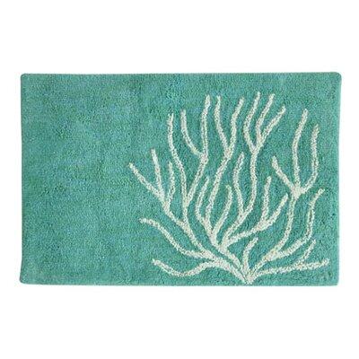 DuJuan Coral Bath Rug