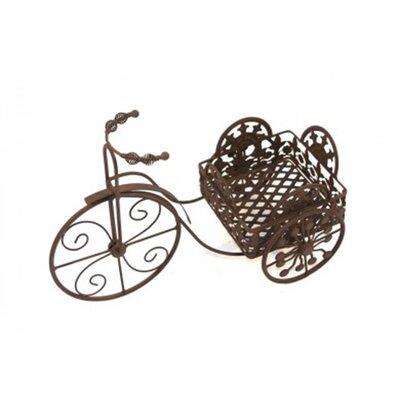 Caracella Dreirad Pflanzkasten