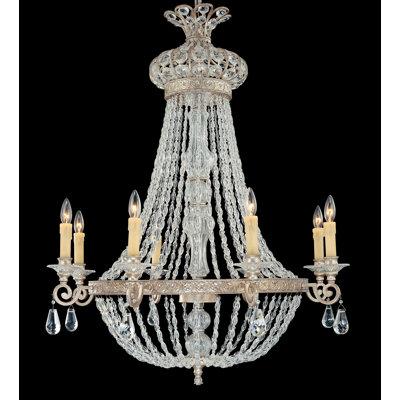 Caracella Kronleuchter 8-flammig Sherezade