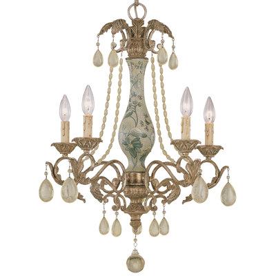 Caracella Kronleuchter 5-flammig Nicolette