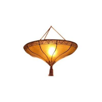 Caracella Schalen-Pendelleuchte 1-flammig Henna Lights