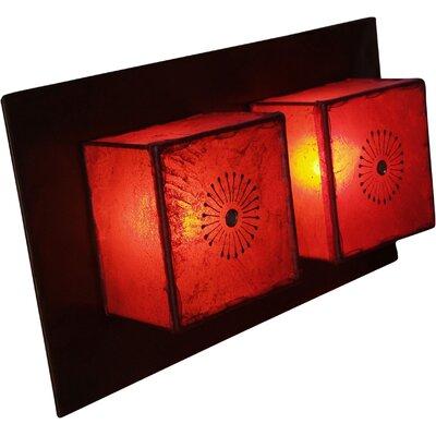 Caracella Design-Wandleuchte 2-flammig Avani