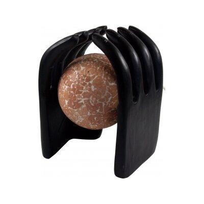 Caracella 30 cm Tischleuchte Chitragandha