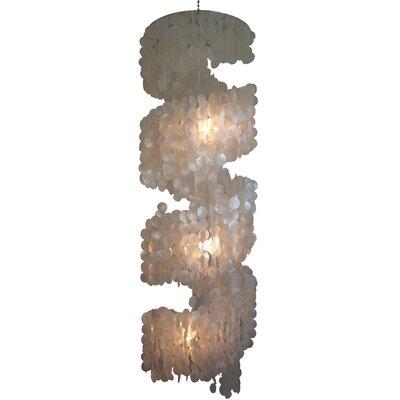 Caracella Design-Pendelleuchte 3-flammig Ocean Lights