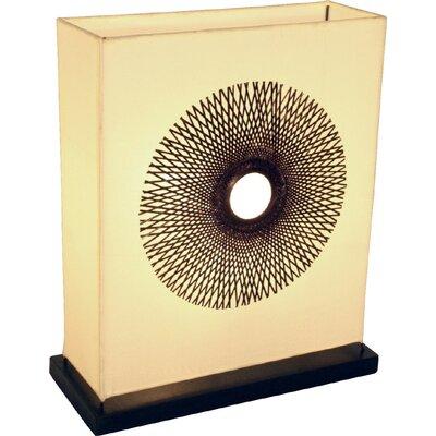 Caracella 45 cm Tischleuchte Bindiya