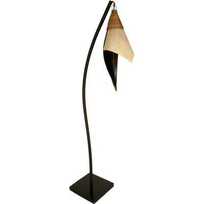 Caracella 120 cm Design-Stehlampe Palmera