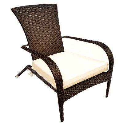 Caracella Stuhl Tarifa mit Kissen