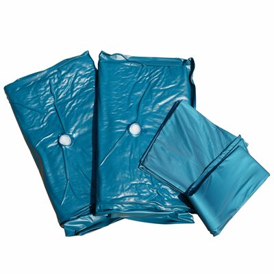 Caracella Dual-Wasserbettmatratze Voll beruhigt