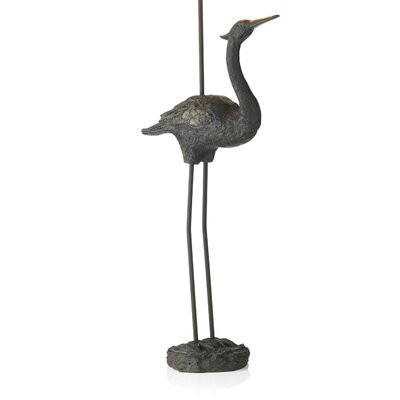 Dar Lighting Bird  85cm Table Lamp Base