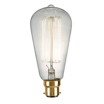 Caracella Glühlampe B22 40W