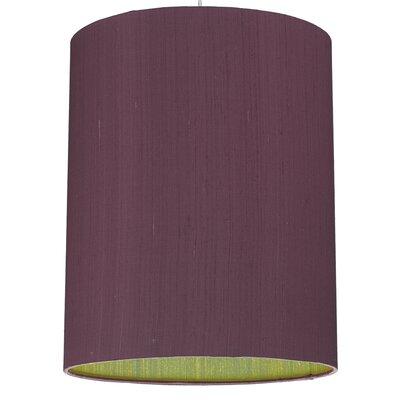 Caracella 40 cm Lampenschirm Cylinder aus Seide