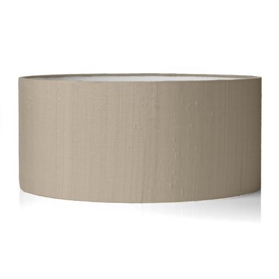 Caracella 50 cm Lampenschirm Zuton aus Seide