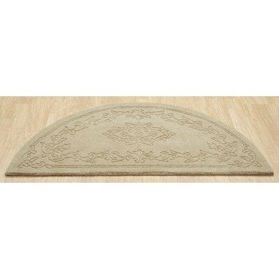 Caracella Handgearbeiteter Teppich Imperial in Beige