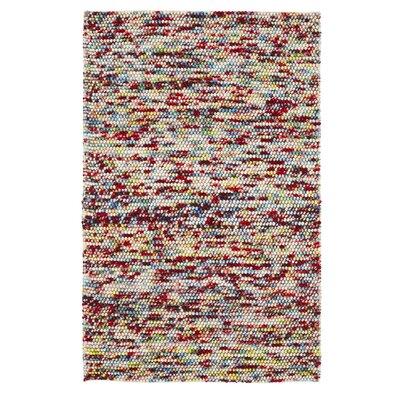 Caracella Handgefertigter Teppich Sumi in Bunt