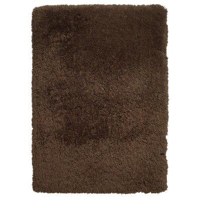Caracella Handgefertigter Teppich Polar in Braun