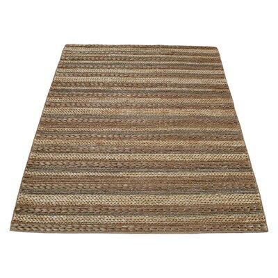 Caracella Handgewebter Teppich Crestwood in Grau
