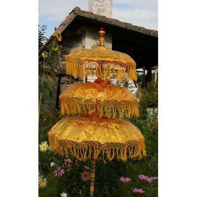Caracella Zeremonienschirm dreifach Shreya