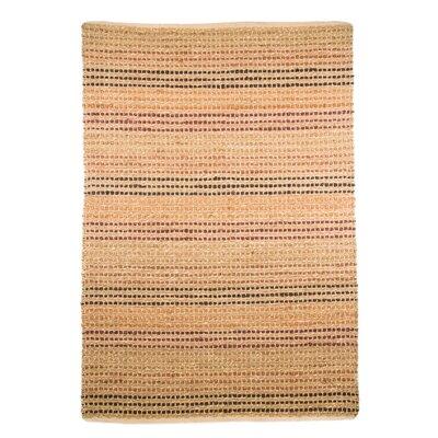 Caracella Teppich Natural  in Beige/ Terrakotta