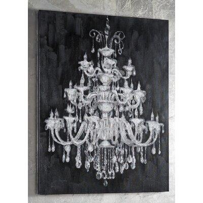 Caracella Wandbild Kronleuchter