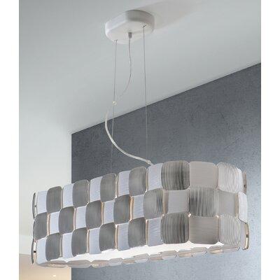 Caracella Design-Pendelleuchte 4-flammig Coras