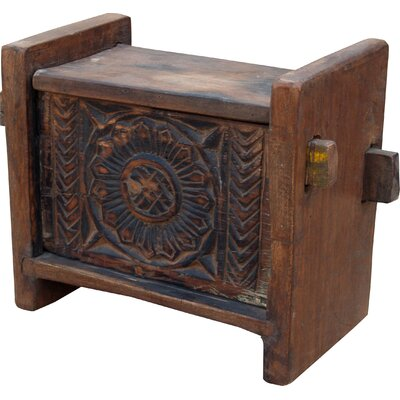 Caracella Truhe aus Holz Esha