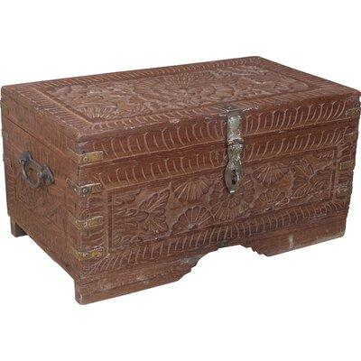 Caracella Truhe Kiran aus Holz