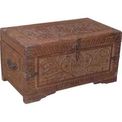 Caracella Truhe Kirtanaaus Holz