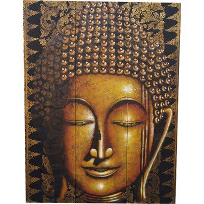 Caracella 3-tlg. Gemälde Set Naisha - 120 x 90 cm