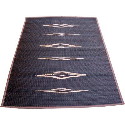 Caracella Handgearbetiter Teppich Saruprani in Blau