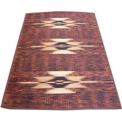 Caracella Handgearbeiteter Teppich Savita in Braun