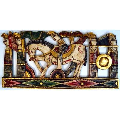 Caracella Wanddekoration Figuren
