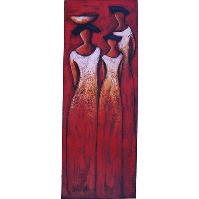 Caracella Ölgemälde Svitra- 120 x 45 cm